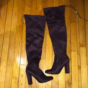 c729697108e Women Shoes Over the Knee Boots on Poshmark
